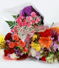 Wrapped Bouquets - Medium from Flowers by Ray and Sharon in Muskegon, MI