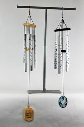 Wind Chimes from Flowers by Ray and Sharon in Muskegon, MI