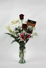 Roses, Chocolates and a Bracelet from Flowers by Ray and Sharon in Muskegon, MI