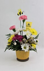 Busy Bee Bouquet