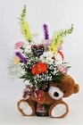Bear Hugs Bouquet from Flowers by Ray and Sharon in Muskegon, MI