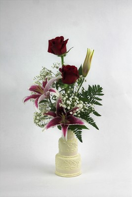 Click Here For Larger Image & Flowers by Ray and Sharon :: Flower Shop in Muskegon