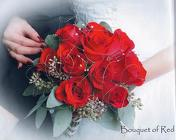Bouquet of Red Roses from Flowers by Ray and Sharon in Muskegon, MI